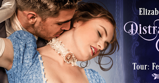 Distracting the Duke by Elizabeth Keysian - Book Review, Excerpt & Giveaway