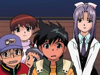 جميع حلقات انمي Gakkou no Kaidan مترجم عدة روابط