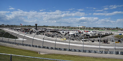 Start Your Engines This Weekend at Iowa Speedway