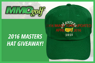 MMO Golf Masters Merchandise