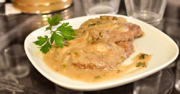 Burger Steak, Almost Like Jollibee Recipe