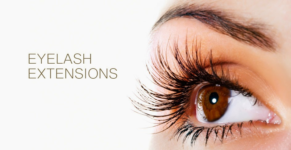 eyelash-extensions-and eyeliner