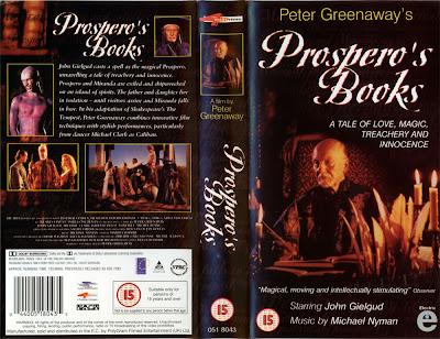 Книги Просперо / Prospero's Books.