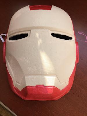 çocuklar için maske yapımı