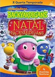 Natal com os Backyardigans