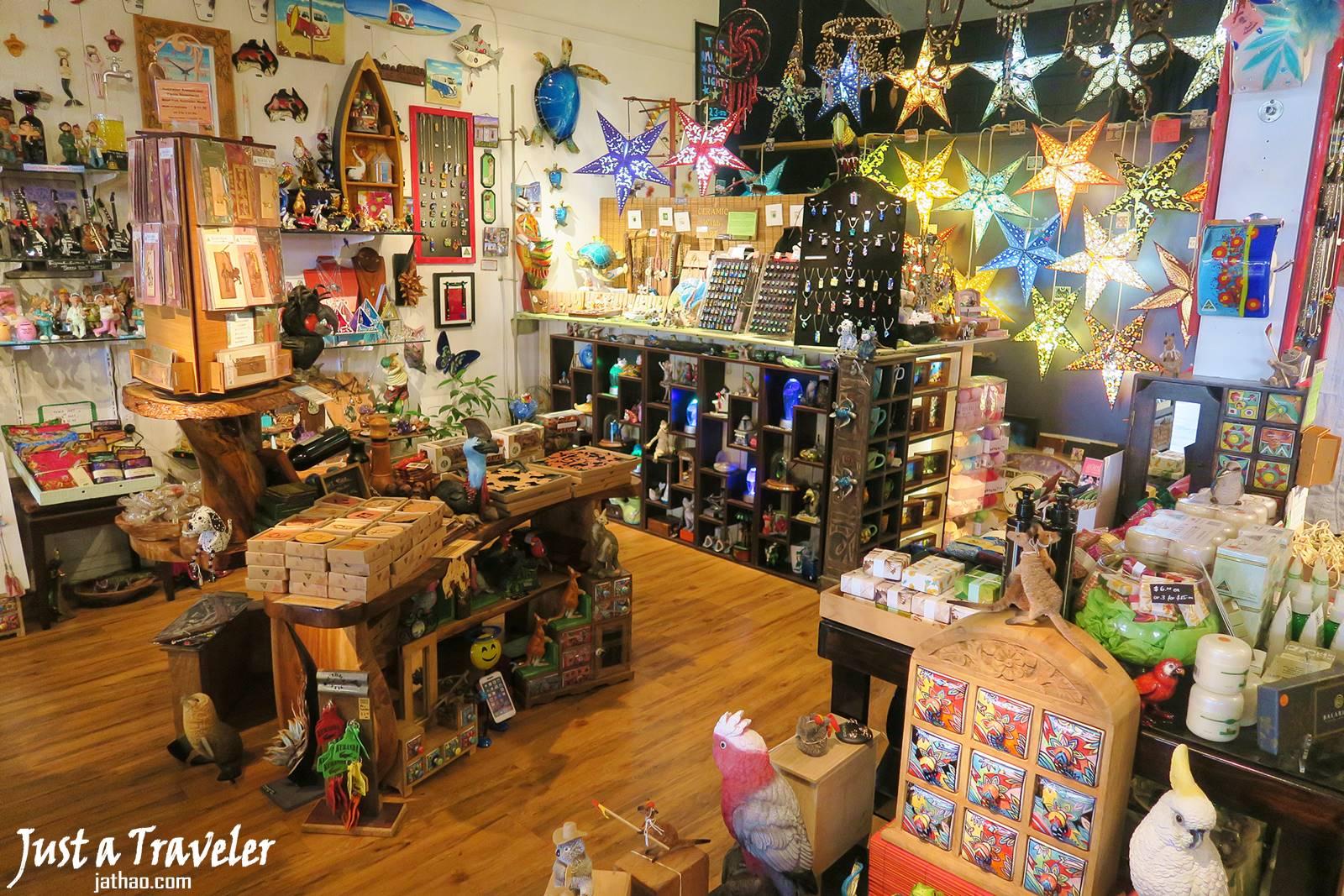 凱恩斯-庫蘭達-景點-市集-自由行-旅遊-澳洲-Cairns-Market-Travel-Tourist-Attraction-Australia