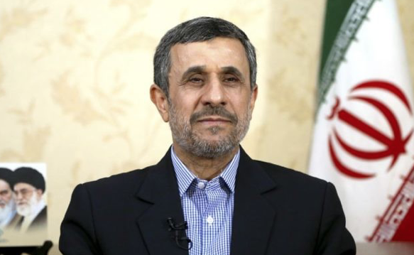 Report: Ex-Iranian president Ahmadinejad arrested for inciting unrest