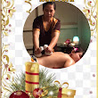 Christmas Great couple massage is a wonderful way to bond and share a comforting time together@thai new York Spa