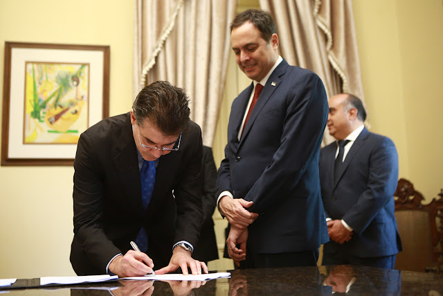 Paulo Câmara assina protocolo de intenções com as indústrias Ypê