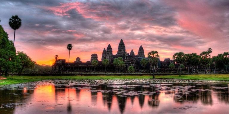 Angkor Wat, Candi Paling Terkenal di Kamboja