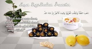 Do'a Niat Puasa (Sahur) dan Buka Puasa di Bulan Ramadhan