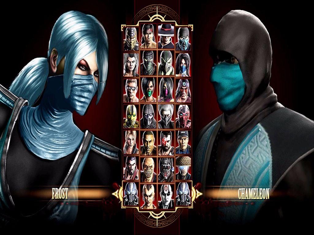 لعبة مورتال كومبات Mortal Kombat