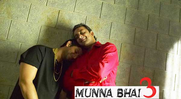 full cast and crew of Bollywood movie Munna Bhai 3 2019 wiki, Sanjay Dutt, Arshad Warsi The Great story, release date, Munna Bhai 3 wikipedia Actress name poster, trailer, Video, News, Photos, Wallpaper
