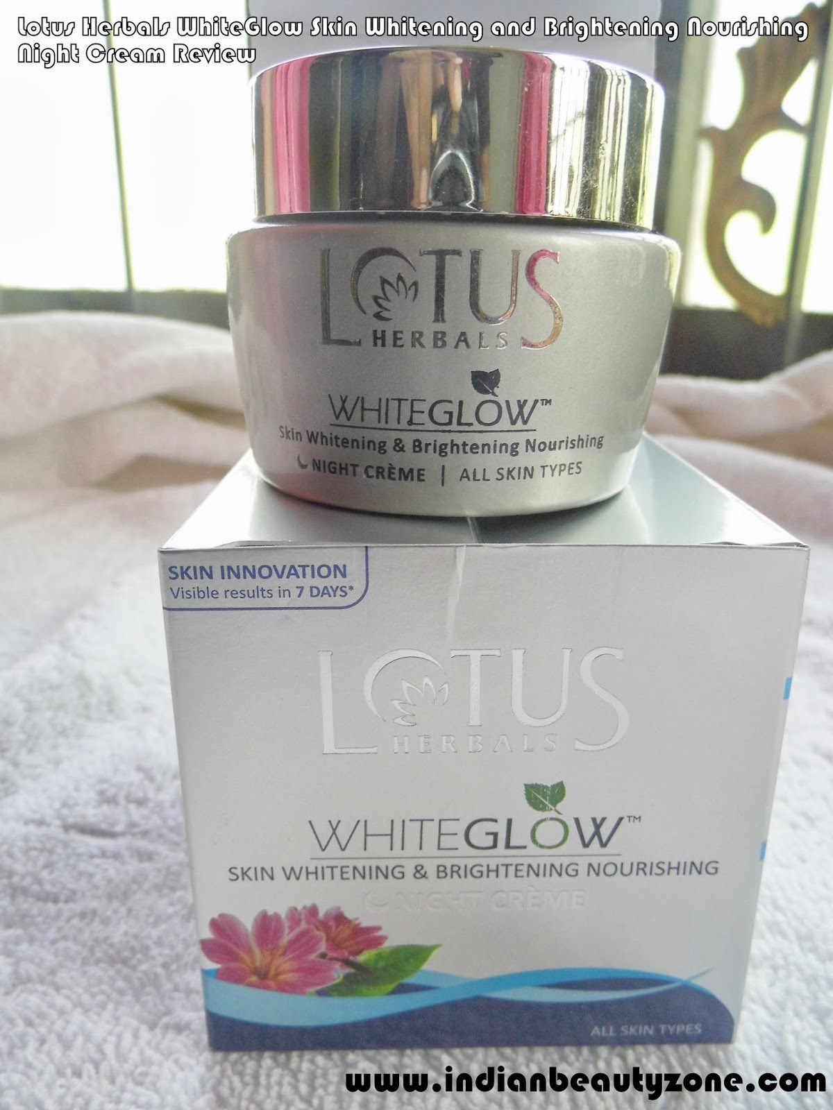 Lotus Skin Cream Oily