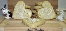 Zitronen-Pistazien-Kekse