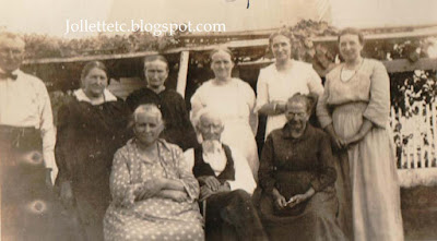 1921 or 1923 Jollett Reunion https://jollettetc.blogspot