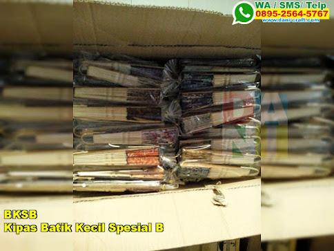 Kipas Batik Kecil Spesial B
