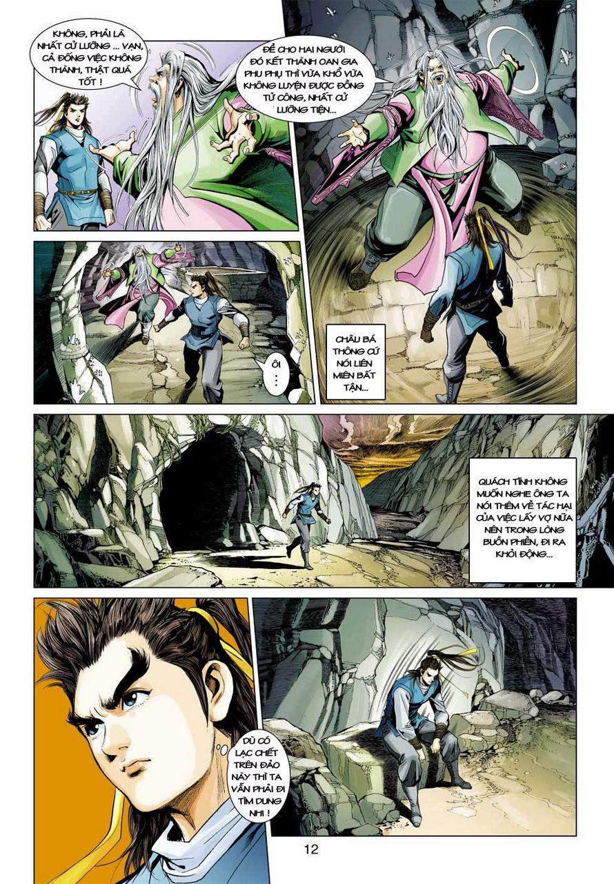 Anh Hùng Xạ Điêu anh hùng xạ đêu chap 43 trang 12