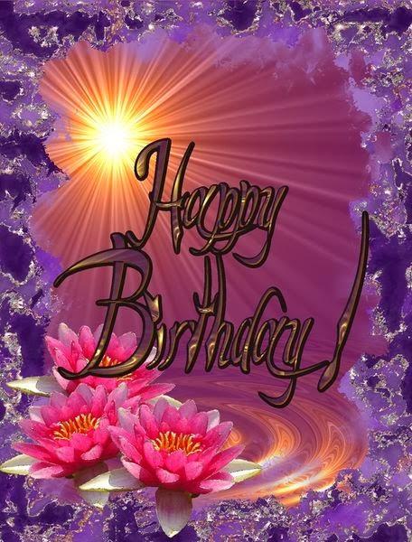Birthday Wishes ECard Greeting Card