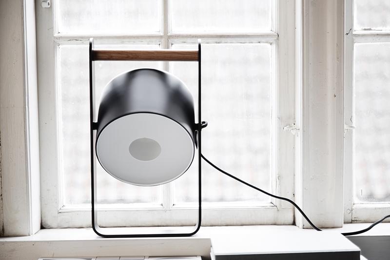 sphere frandsen, decorolka, lampa stojąca, styl duński