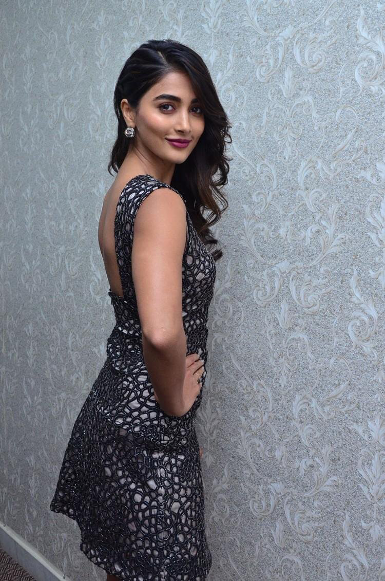 Pooja Hegde Latest Short Suit Hot Photos