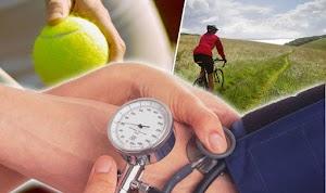 Fisioterapis : Olahraga Adalah Obat Anti Hipertensi