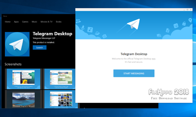 Telegram for desktop 2018 Free Download