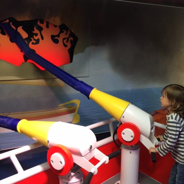 Mattel play Liverpool,  fireman Sam zone