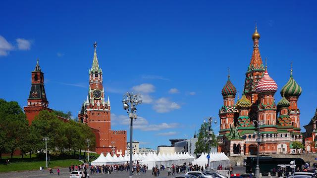 Изображение Храма Василия Блаженного и Васильевского спуска