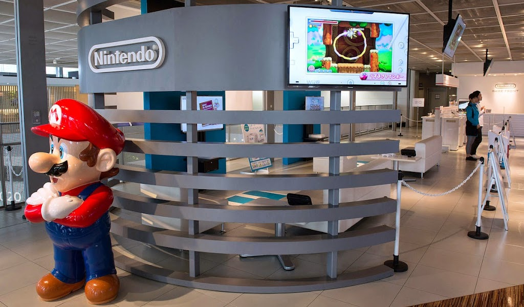 挽救遊戲老字號招牌,任天堂宣佈進軍手機遊戲市場