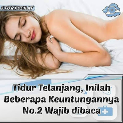 Tidur telanjang