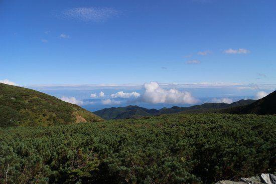 知床峠から北方領土