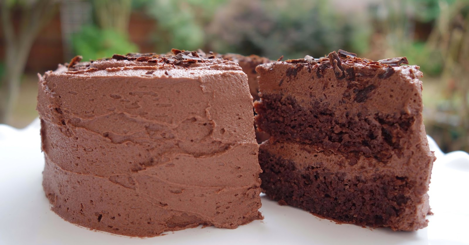 Gourmet Girl Cooks: Best Old Fashioned Chocolate Cake
