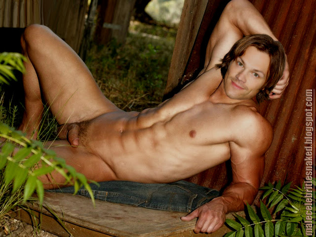 Jared padalecki naked remarkable