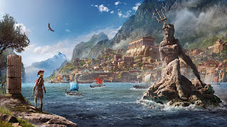 Save Assassin's Creed Odyssey Wallpapers