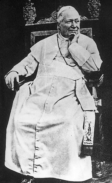 Beato Papa Pio IX recebeu a carta profética de Don Bosco