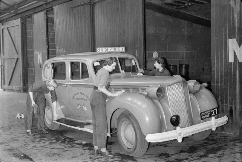 Gallows Road Car Wash