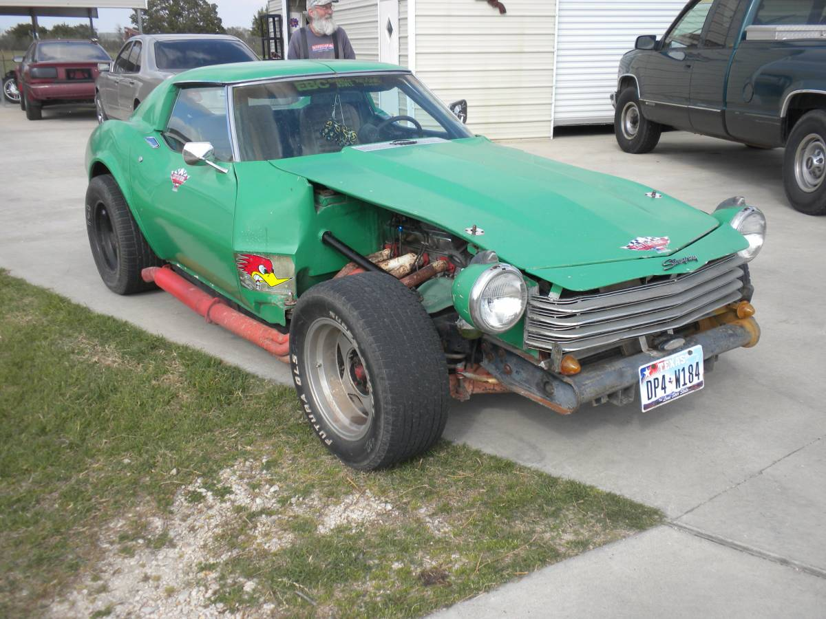 Daily Turismo Something For Everyone 1974 Chevrolet Corvette