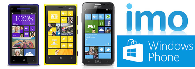 Download IMO App For Windows Phone - Lumia