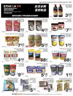 Al Premium Food Mart Flyer April 20 - 26, 2018