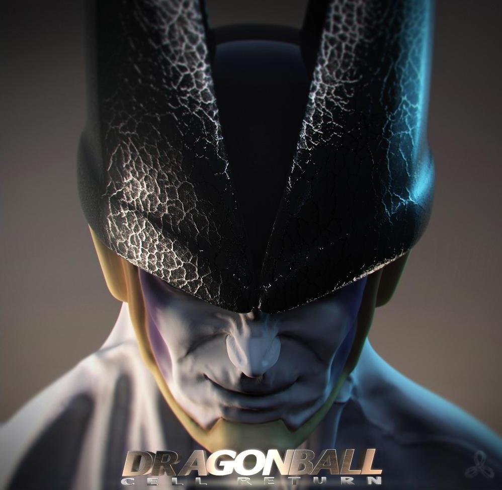 Monster Bego Gambar 3d Tiga Musuh Terkuat Dalam Dragonball Z