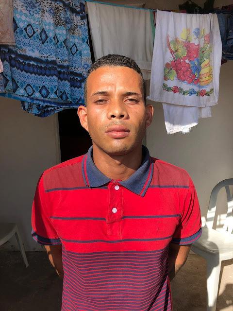 """Homem acusado de prática """"arrastões"""" é preso em Itambé"""