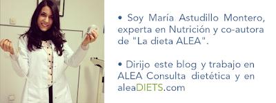 María Astudillo Montero Experta Nutrición
