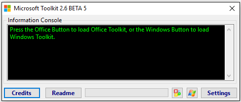 Microsoft Toolkit 2.6 BETA 5