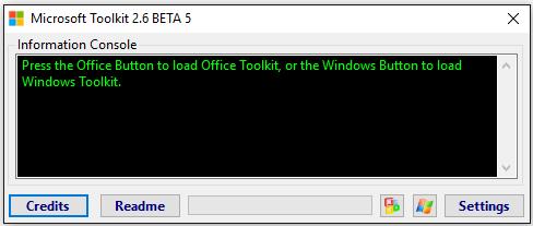 Microsoft Toolkit 2.6 BETA 5