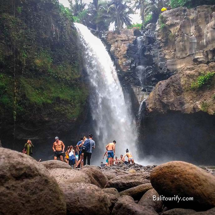 Tegenungan Waterfall, One Day Ubud Waterfall Tour, Full Day Bali Waterfall Tour, Discover The Best Waterfalls in Ubud Bali