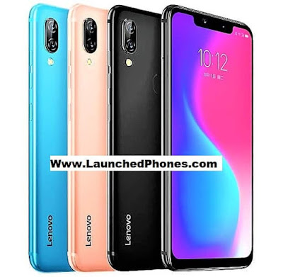 Pro upgraded version amongst the amend specs as well as features Lenovo S5 Pro GT launched amongst 4 cameras