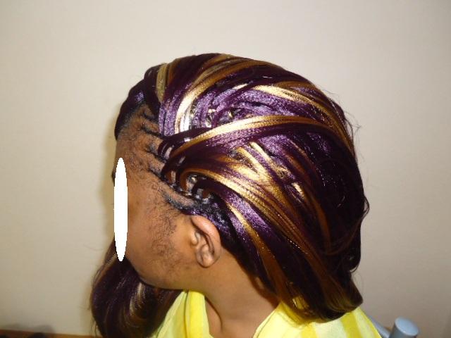 coloration logona cheveux blancs