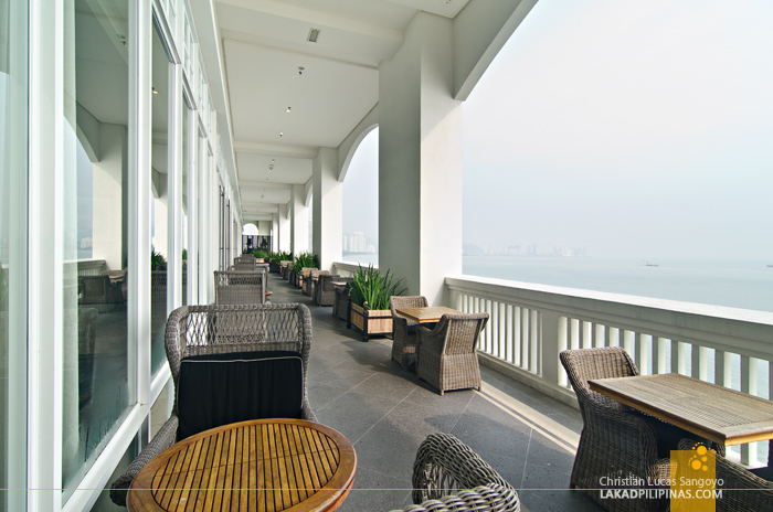 E&O Hotel Penang Executive Lounge