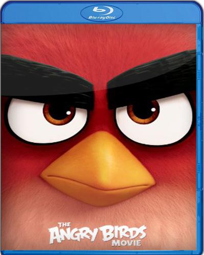 The Angry Birds Movie [BD25] [2015] [Latino]